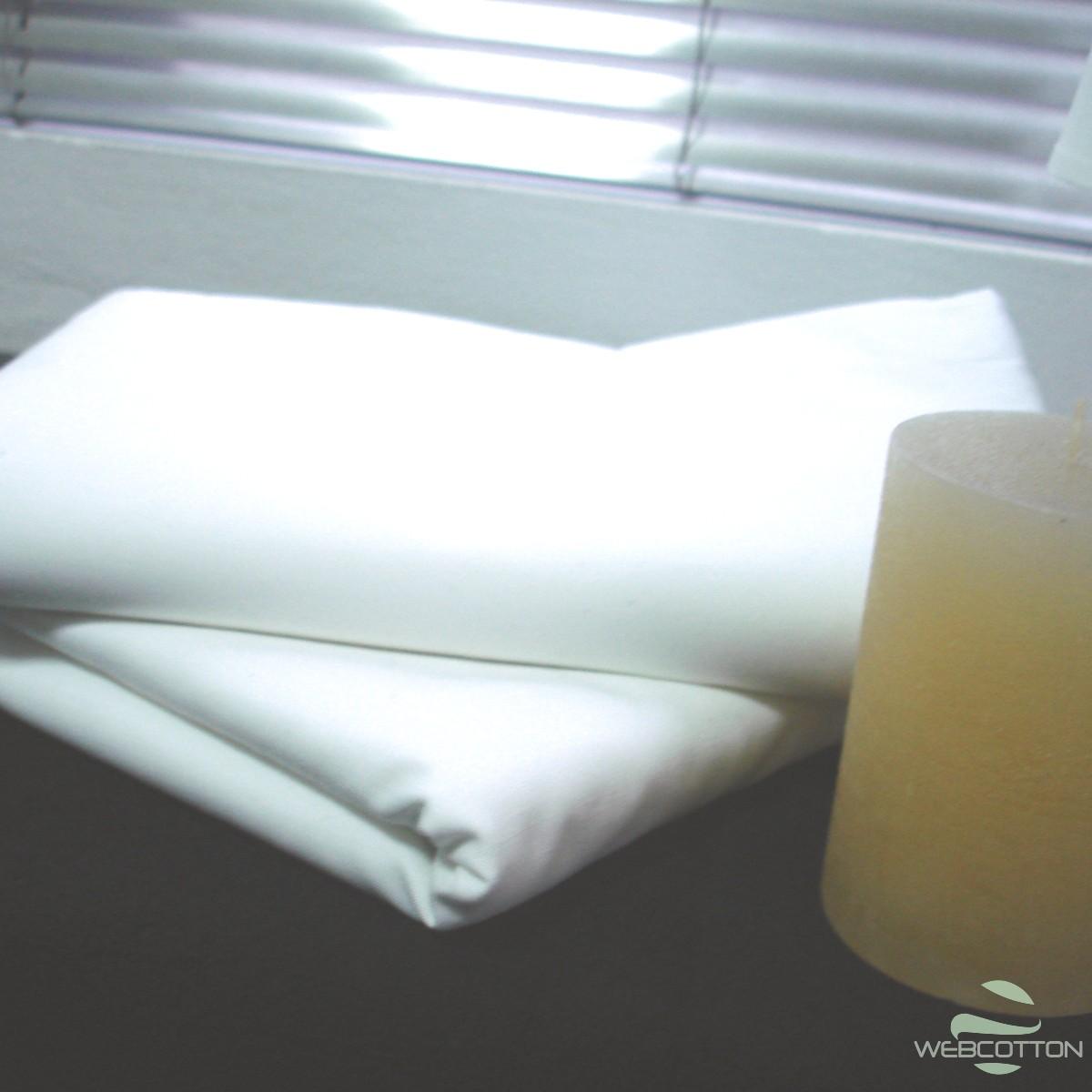 Lençol Flat Hotel - Algodão/Poliéster