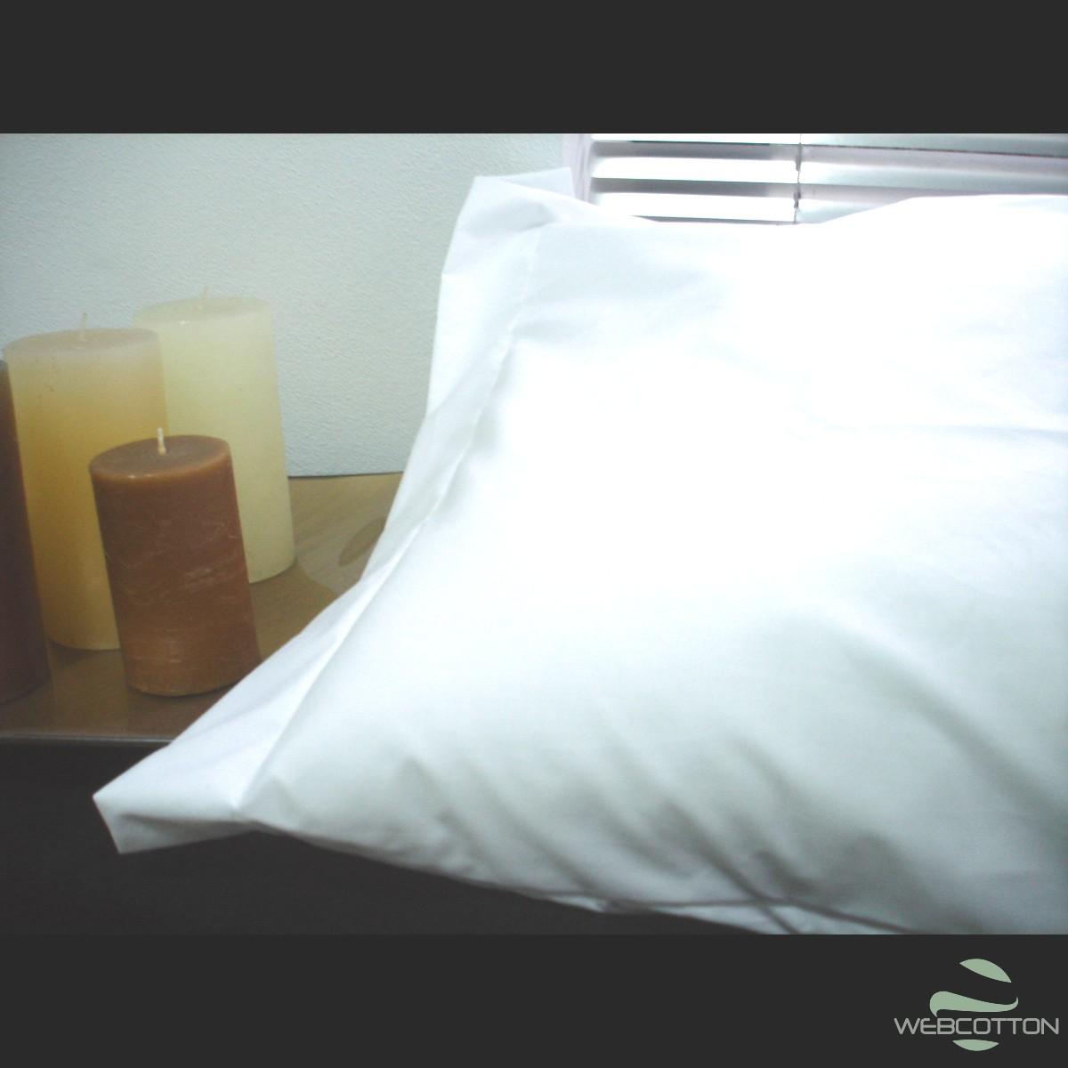 Fronhas para Hotel - Algodão/Poliéster
